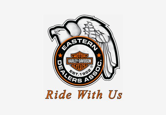 Eastern Harley-Davidson Dealer Association logo