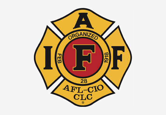 International Association of Fire Fighters logo